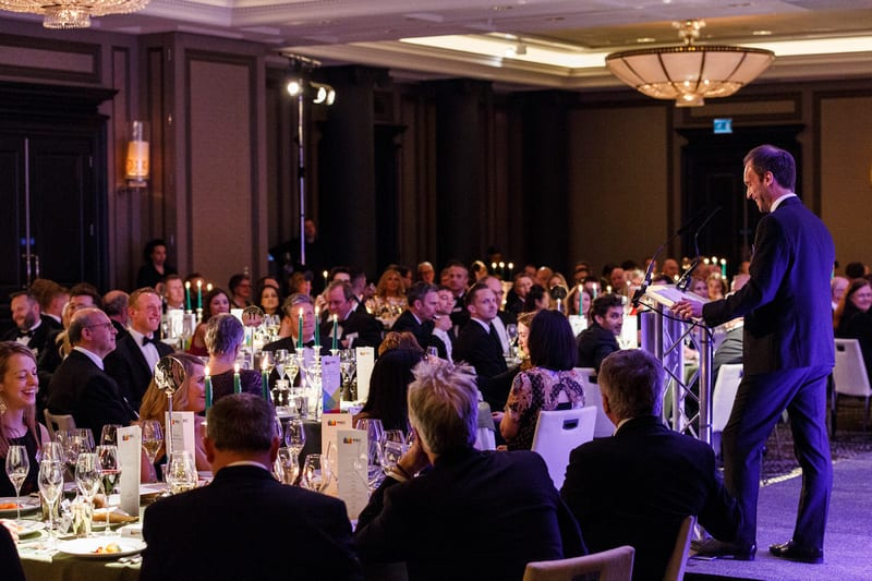 The MBC Annual Dinner 2018 - Coram's Fields