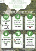 Coram's Fields Summer Programme Week 3