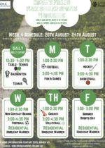 Coram's Fields Summer Programme Week 4